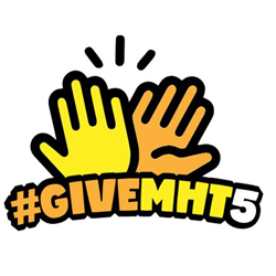 Give MHT5 Logo